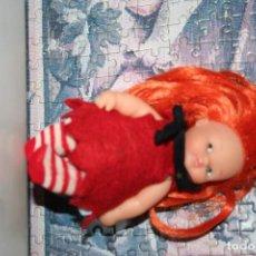 Muñecas Lesly y Barriguitas: MUÑECA BARRIGUITAS BRUJA BRUJITA. Lote 86017076