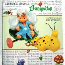 Muñecas Lesly y Barriguitas: FAMOSA: BARRIGUITAS CARROZA DEL BOSQUE. NUEVA, ORIGINAL Y SIN ABRIR. AÑOS 80.. Lote 210068553
