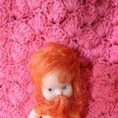 Muñecas Lesly y Barriguitas: BARRIGUITA ENANITO PELO NARANJA FAMOSA 97 DE BARRIGUITAS. Lote 89078184