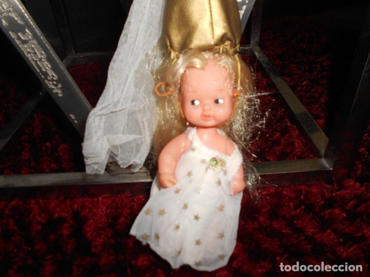 Muñecas Lesly y Barriguitas: FAMOSA MUÑECA BARRIGUITAS HADA AÑOS 70/80 - Foto 2 - 90475844