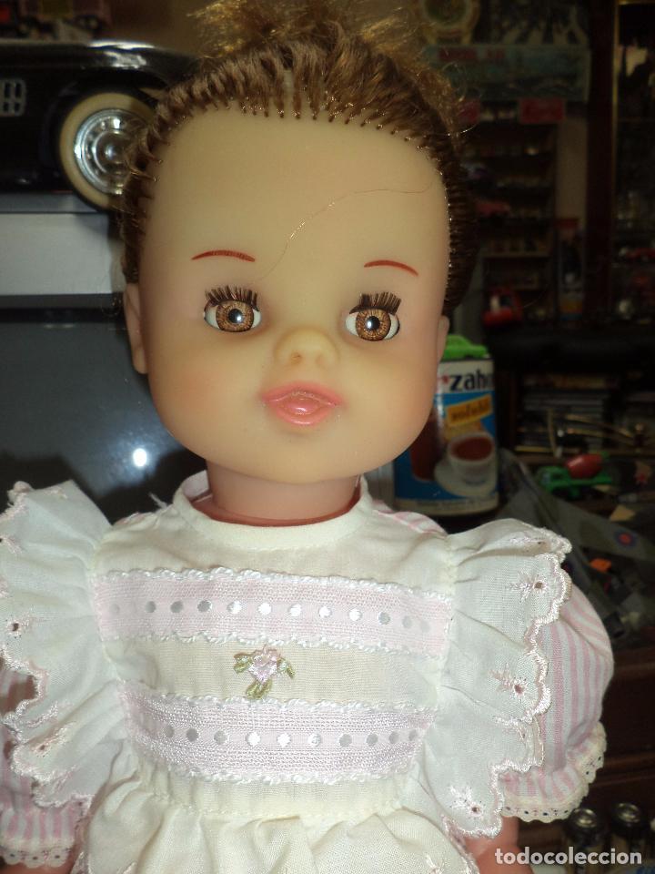 Muñecas Lesly y Barriguitas: Lote 3 antiguas muñecas de Famosa .Made in Spain. - Foto 5 - 92059305