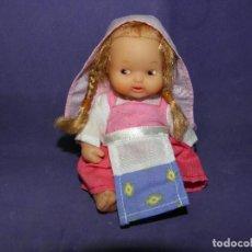 Muñecas Lesly y Barriguitas: MUÑECA BARRIGUITAS DEL MUNDO PORTUGAL. Lote 184455146