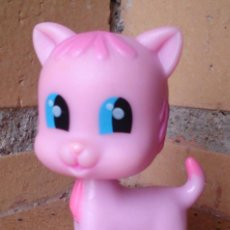 Lesly and Barriguitas dolls - Perro rosa original muñecas Barriguitas Famosa - 93661805
