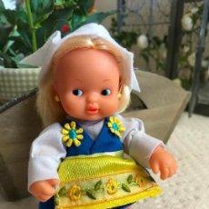 Muñecas Lesly y Barriguitas: PRECIOSA BARRIGUITAS HOLANDESA REEDICIÓN NUVA DE FAMOSA DESCATALOGADA!!. Lote 93683870