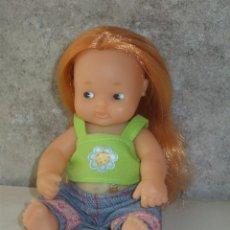 Muñecas Lesly y Barriguitas: BARRIGUITAS,FAMOSA,PELO LARGO. Lote 93770895