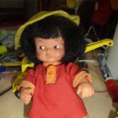 Muñecas Lesly y Barriguitas: BARRIGUITAS DEL MUNDO.BARRIGUITAS CHINO.FAMOSA.. Lote 145483954