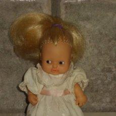 Muñecas Lesly y Barriguitas: MUÑECA BARRIGUITAS,VESTIDO ORIGINAL FAMOSA.. Lote 94525110