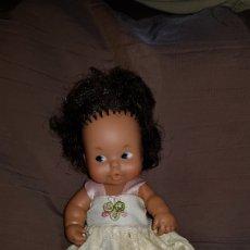 Muñecas Lesly y Barriguitas: BARRIGUITAS MULATA VESTIDO ORIGINAL FAMOSA. Lote 96827371