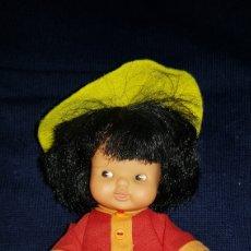 Muñecas Lesly y Barriguitas: BARRIGUITA PAÍSES DEL MUNDO. Lote 98148832