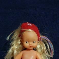 Muñecas Lesly y Barriguitas: BARRIGUITAS PAÍSES DEL MUNDO. Lote 98532886
