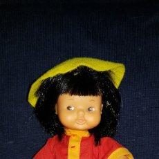 Muñecas Lesly y Barriguitas: BARRIGUITAS PAÍSES DEL MUNDO. Lote 98537328