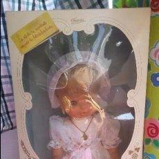 Muñecas Lesly y Barriguitas: MUÑECA DE COMUNION HELEN. Lote 98560247