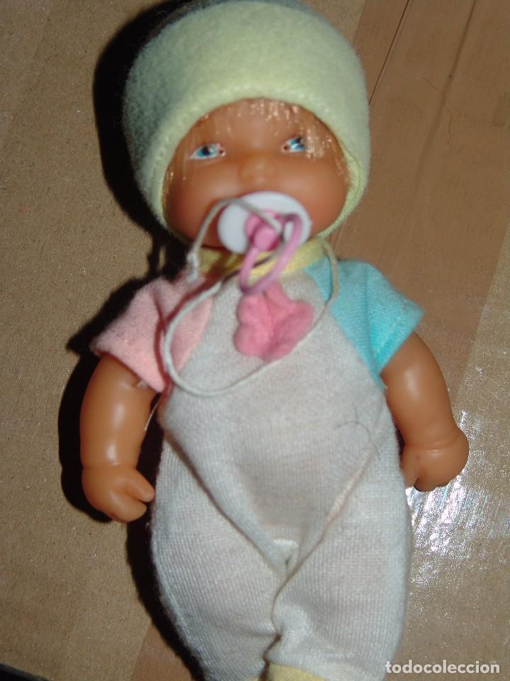 Muñecas Lesly y Barriguitas: chupete para barriguitas o jesmarin nuevo sin uso años 70/80,spain - Foto 3 - 186071037