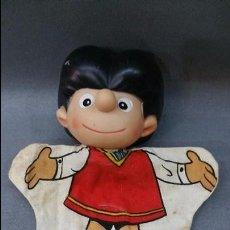 Muñecas Lesly y Barriguitas: 918- ANTIGUA MARIONETA ZAPE BRUGUERA FAMOSA 1969-1972. Lote 99818087