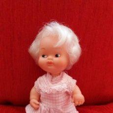 Muñecas Lesly y Barriguitas: MUÑECA BARRIGUITAS -PELO RUBIO PLATINO-. Lote 99869816
