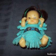 Muñecas Lesly y Barriguitas: PRECIOSA MUÑECA BARRIGUITAS CHINA / INDIA. FAMOSA. 13 CM . VER FOTOS. . Lote 99922075