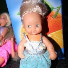 Muñecas Lesly y Barriguitas: MUÑECO MUÑECA BARRIGUITAS ZAPATOS DIBUJADOS . Lote 100162447
