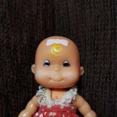 Muñecas Lesly y Barriguitas: MUÑECA TAMAÑO PEQUEÑO DE FAMOSA. Lote 100230507