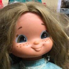 Muñecas Lesly y Barriguitas: MUÑECA ROSALINA DE FAMOSA CON SU VESTIDO ORIGINAL . Lote 100383687