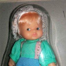 Muñecas Lesly y Barriguitas: MUÑECA BARRIGUITAS PAISES DINAMARCA NUEVA SIN USO FAMOSA. Lote 100635227