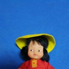 Muñecas Lesly y Barriguitas: BARRIGUITAS PAÍSES DEL MUNDO EXCELENTE ESTADO. Lote 101067467