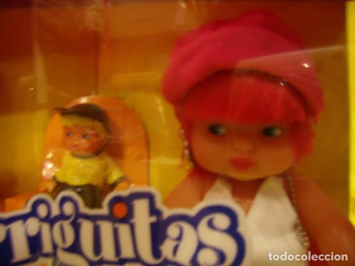 Muñecas Lesly y Barriguitas: Barriguitas Familia, pareja de Famosa, año 2007, Nuevo. - Foto 2 - 101669871