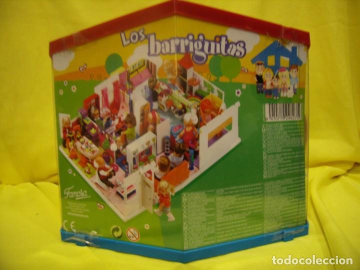 Muñecas Lesly y Barriguitas: Barriguitas Familia, pareja de Famosa, año 2007, Nuevo. - Foto 6 - 101669871