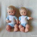 Muñecas Lesly y Barriguitas: GEMELOS BEBE DE FAMOSA AÑOS 80, DESCONOZCO MODELO. Lote 101702275