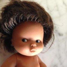 Muñecas Lesly y Barriguitas: BARRIGUITAS DE FAMOSA BESITOS NEGRITA. Lote 102114779