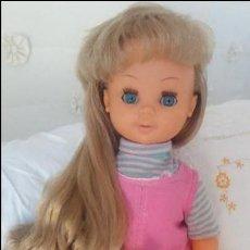Muñecas Lesly y Barriguitas: MUÑECA FRANCESA BELLA CON LARGA MELENA. Lote 102139791