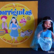 Muñecas Lesly y Barriguitas: BARRIGUITAS CUENTOS - SHEREZADE DE LAS MIL Y UNA NOCHES. Lote 102973279