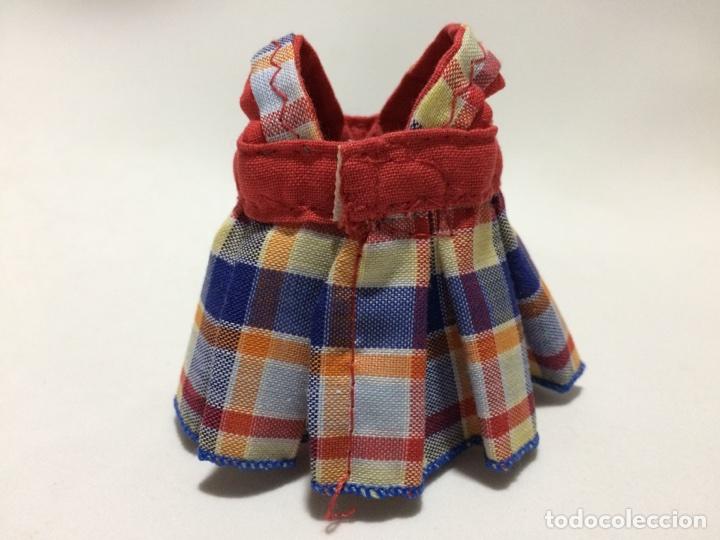 Muñecas Lesly y Barriguitas: Vestido para muñeca Barriguitas FAMOSA ¿Original? - Foto 2 - 103216226