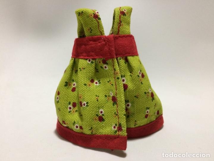 Muñecas Lesly y Barriguitas: Vestido para muñeca Barriguitas FAMOSA ¿Original? - Foto 2 - 103217464