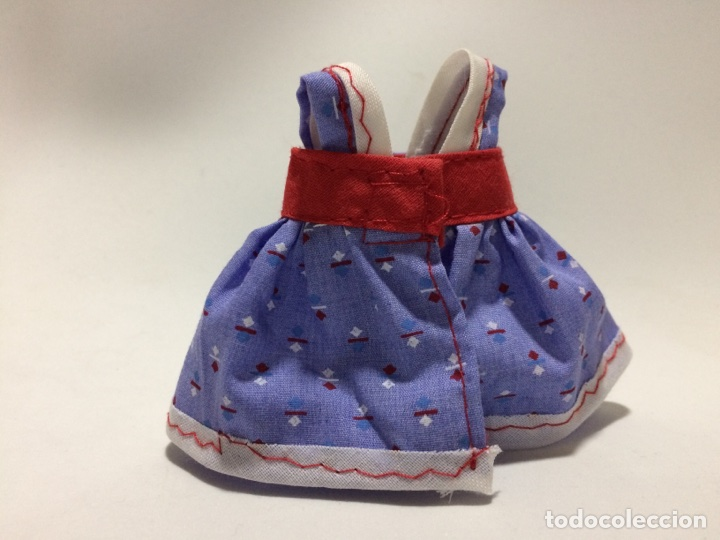Muñecas Lesly y Barriguitas: Vestido para muñeca Barriguitas FAMOSA ¿Original? - Foto 2 - 103217619