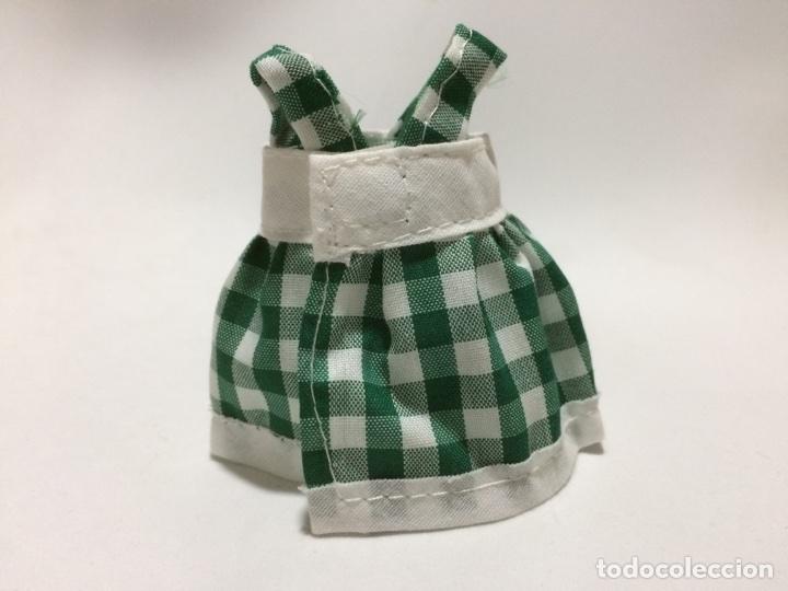 Muñecas Lesly y Barriguitas: Vestido para muñeca Barriguitas FAMOSA ¿Original? - Foto 2 - 103218218