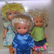 Puppen Lesly und Barriguitas - tres muñecas de famosa - 103345235