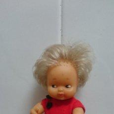 Muñecas Lesly y Barriguitas: ANTIGUA MUÑECA BARRIGUITAS DE FAMOSA. Lote 103437335