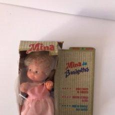 Muñecas Lesly y Barriguitas: BARRIGUITAS MINA. Lote 103479162