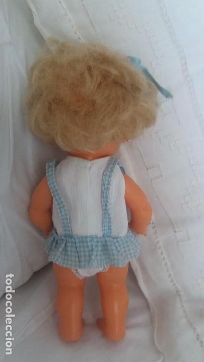 Muñecas Lesly y Barriguitas: Muñeca Tonina de florido - Foto 2 - 152587804