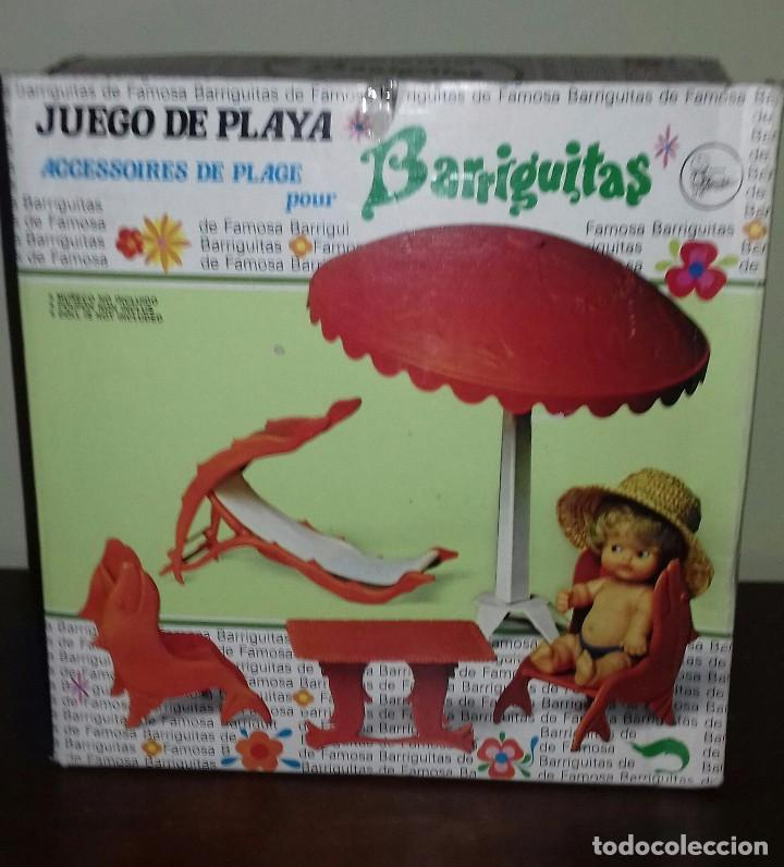 Muñecas Lesly y Barriguitas: Juego de playa Barriguitas - Foto 8 - 104587179