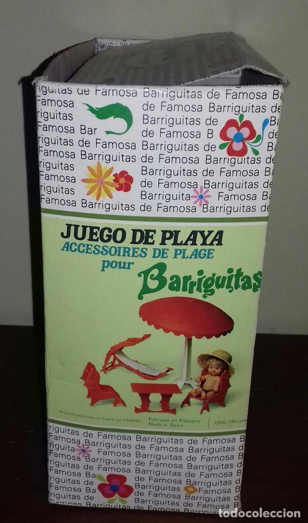 Muñecas Lesly y Barriguitas: Juego de playa Barriguitas - Foto 9 - 104587179