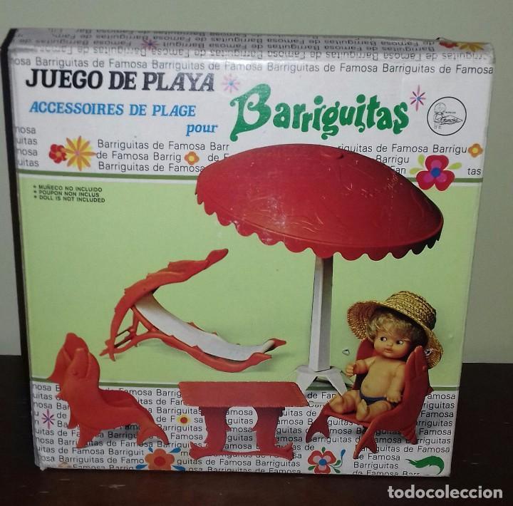 Muñecas Lesly y Barriguitas: Juego de playa Barriguitas - Foto 10 - 104587179