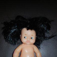 Muñecas Lesly y Barriguitas: BARRIGUITAS DE FAMOSA MORENA. Lote 104790303