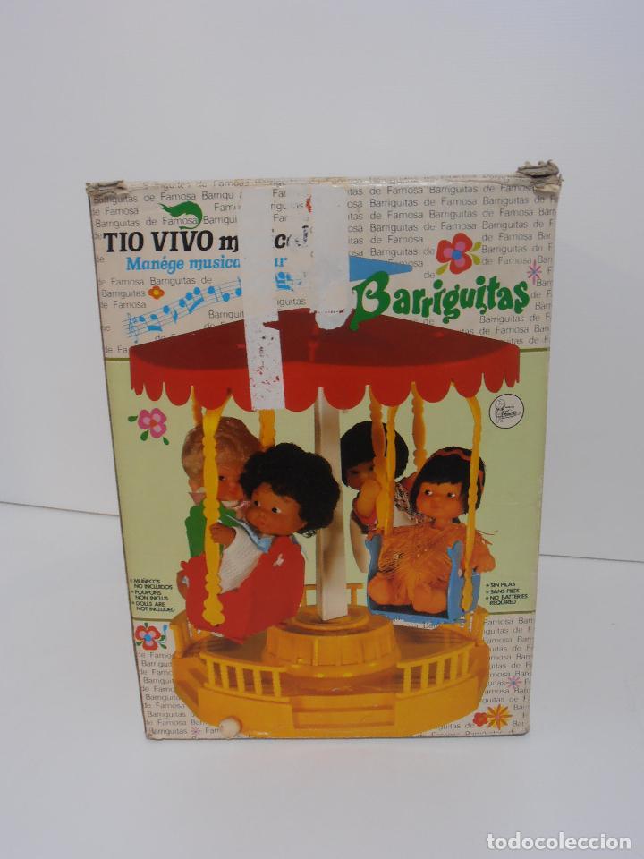 Muñecas Lesly y Barriguitas: TIO VIVO MUSICAL BARRIGUITAS FAMOSA EN CAJA ORIGINAL - Foto 8 - 105206231