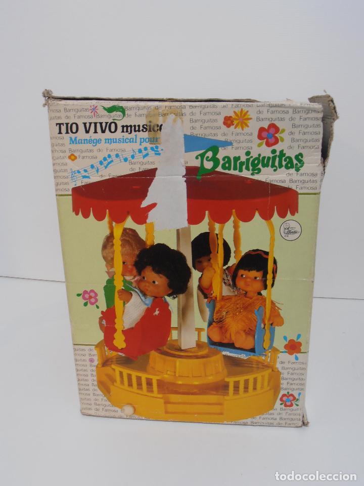 Muñecas Lesly y Barriguitas: TIO VIVO MUSICAL BARRIGUITAS FAMOSA EN CAJA ORIGINAL - Foto 9 - 105206231