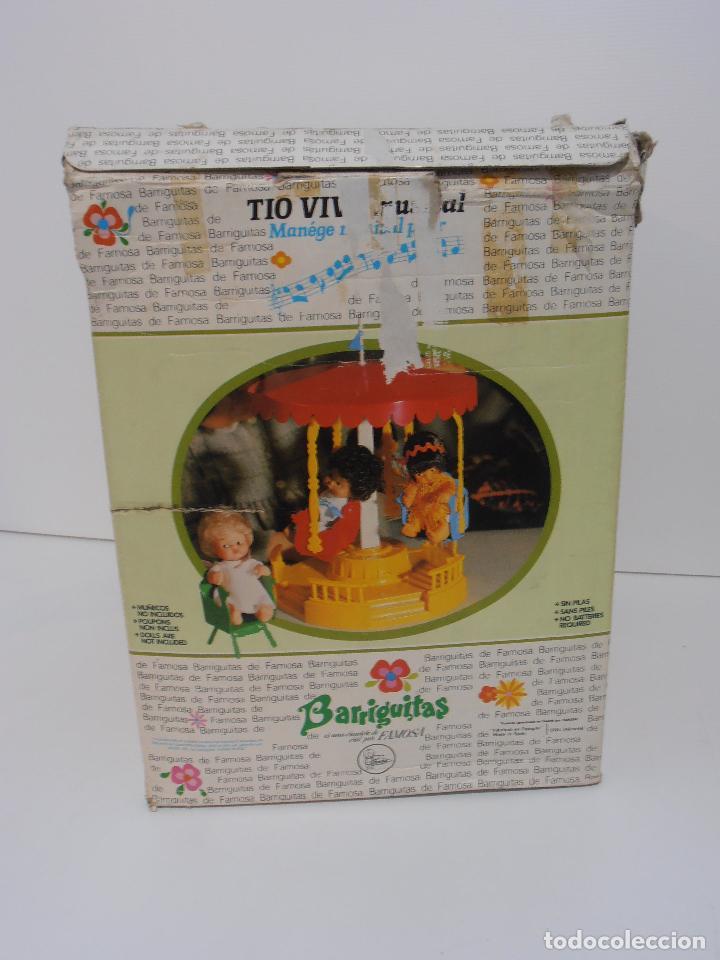 Muñecas Lesly y Barriguitas: TIO VIVO MUSICAL BARRIGUITAS FAMOSA EN CAJA ORIGINAL - Foto 10 - 105206231