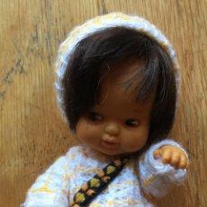 Muñecas Lesly y Barriguitas: BARRIGUITA ESQUIMAL NUCA FAMOSA 97. Lote 107974787