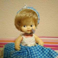 Muñecas Lesly y Barriguitas: BARRIGUITA ANTIGUA DE LAS PRIMERAS COMPLETA. Lote 110160519