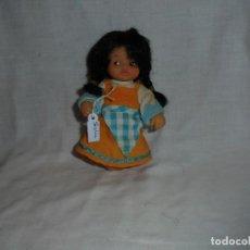 Muñecas Lesly y Barriguitas: BARRIGUITAS DEL MUNDO SICILIA. Lote 110494727