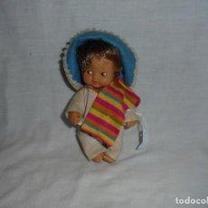 Muñecas Lesly y Barriguitas: BARRIGUITAS DEL MUNDO MEJICO. Lote 110495775
